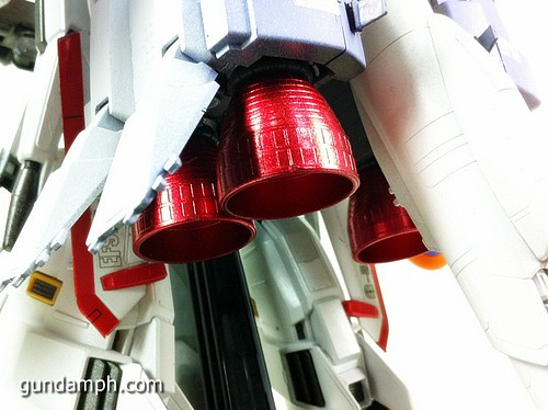 MG EX-S Gundam Custom Painted (11)