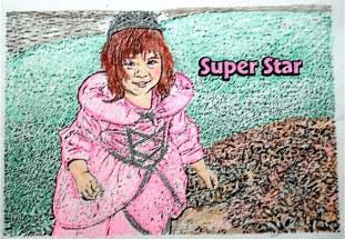 Super star!