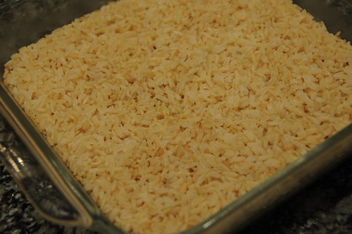 brown rice - cooked