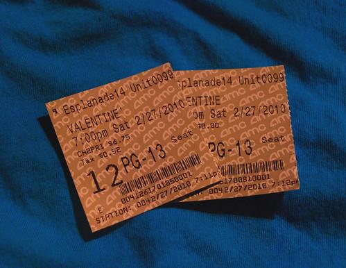 58/365 movie date