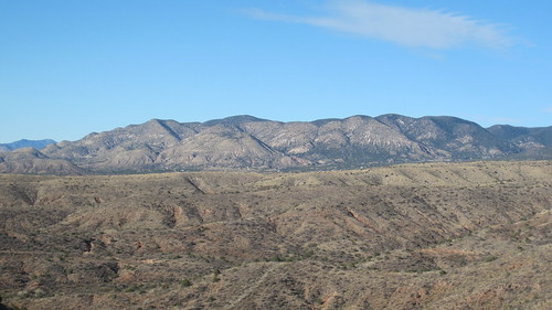 Picture from Highway 82 In New Mexico
