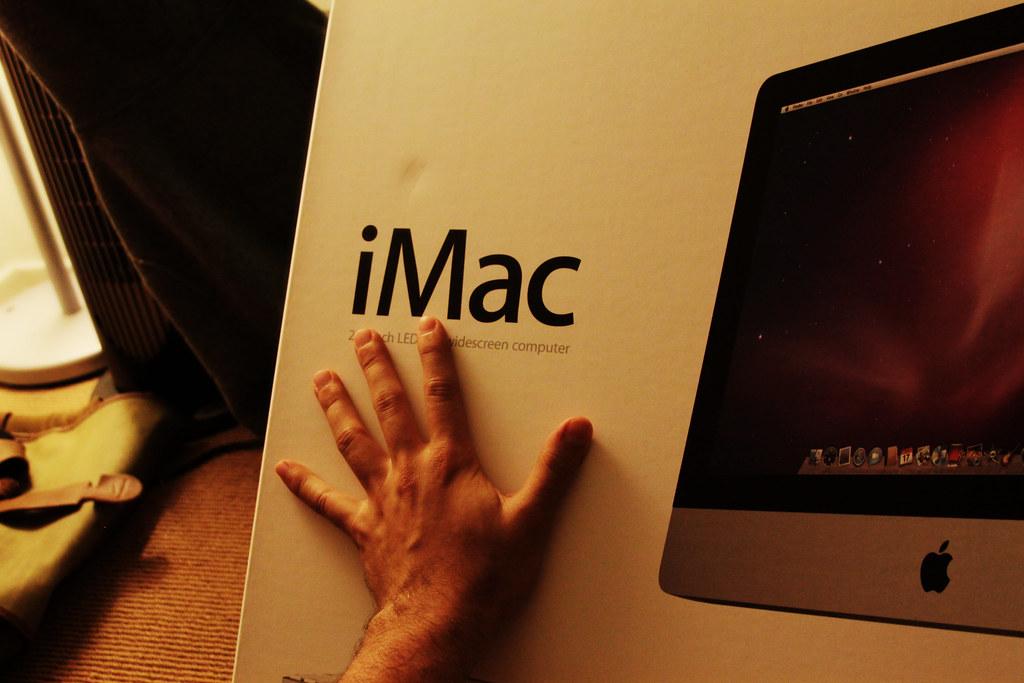 215/365: My New iMac