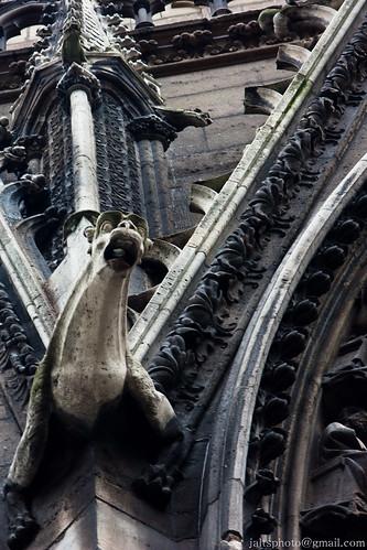 Notre Dame Gargoyles 2