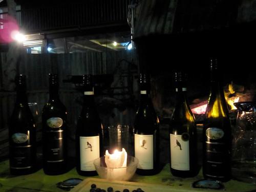 Longbush Wine Tasting