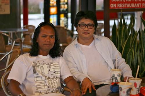 Stikfas meeting in Singapore Oct 2009