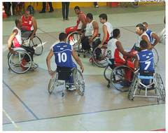 Olinda comemora semana da pessoa com deficiência. Foto: Chico Santiago/Pref.Olinda