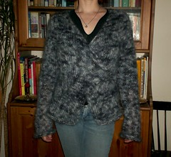 Smoke & Ashes Cardigan - Complete