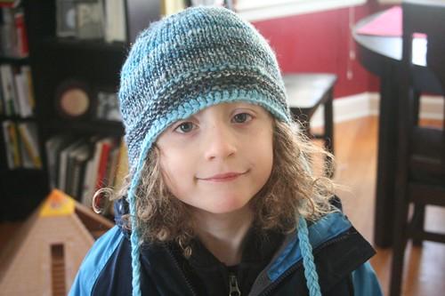 knitted: Handspun Thorpe IV