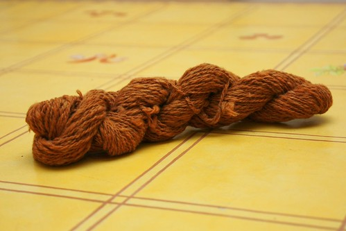 Finished Cotton Skein