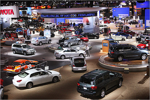 Auto Shows: Ferias y Exhibiciones Automotrices
