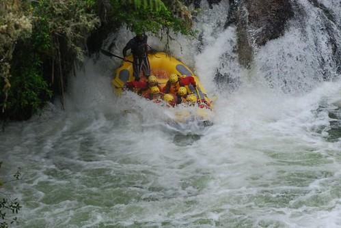 Rotoura Rafting!