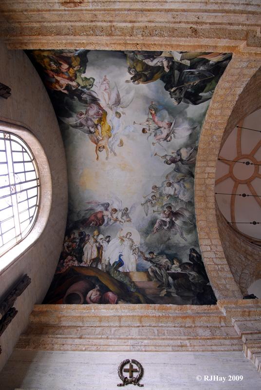 Panteon de la Patria, Colonial Zone, Santo Domingo, Dominican Republic