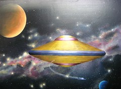 flying saucers in roswell