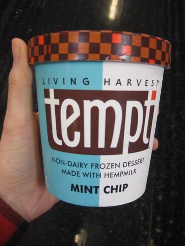 tempt ice cream