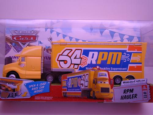 CARS RPM64 HAULER