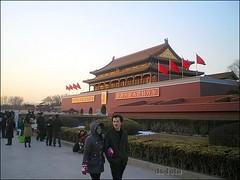 Beijing - cold days