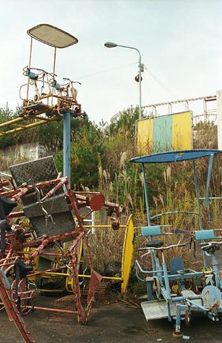 Abandoned Amusement Park 13