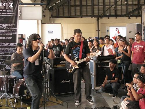 Sugarfree at Rock the Riles 09