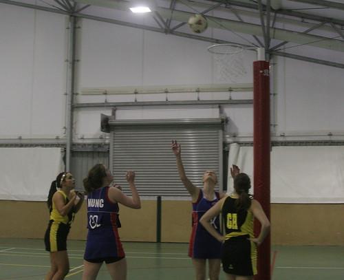 York 2nds Netball v Newcastle 09/12/09 Peter iveson IMG_0536