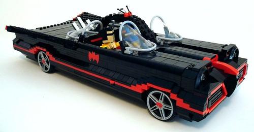 Lego Batmobile 1966