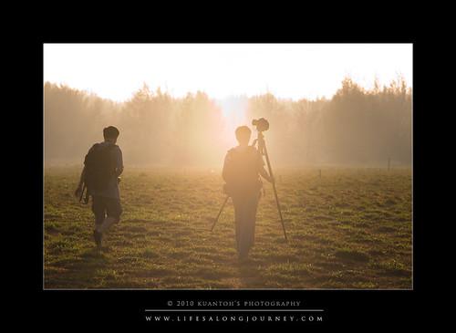 Punggol Fields Sunrise 28-03-10 #11