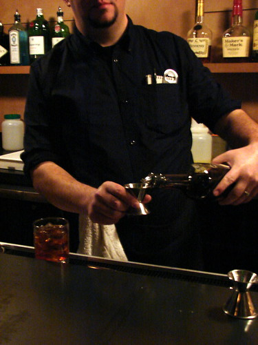 Michael Dietsch, Bar Manager