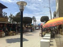 Boulevard en Chincha Alta