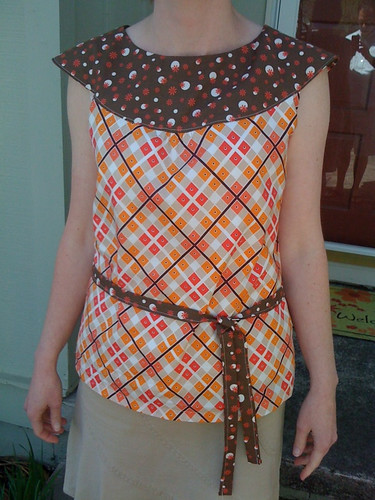 Amy Butler Anna Tunic Front