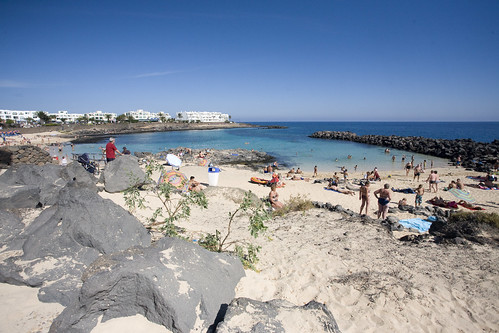 Playa del Jabillo, Costa Teguise