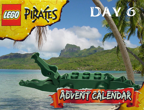 Pirate Advent Calendar Day 6