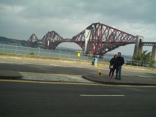 20090919 Edinburgh 10 South Queensferry 48 Forth Railway Bridge