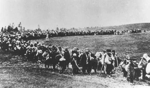Sfollati sovietici 1941
