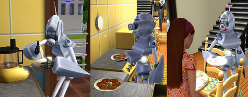 Want Servo for your Sims 3 game?