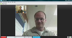 Skype with Mr. Poluk