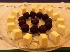 White Chocolate and Fake Truffles 2