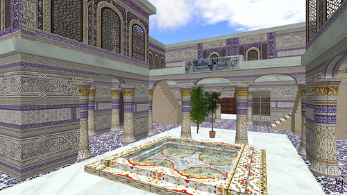 Al Andalus Alhambra Palace and Auditorium - a recent loss to the grid: Photograph by PJ Trenton