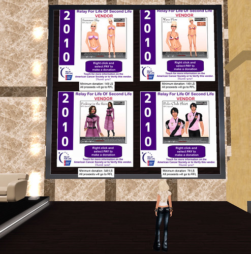 Clothing Fair - Oh who's the hot girl?