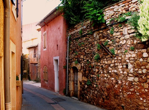 Roussillon, Provence (c2010 FK Benfield)