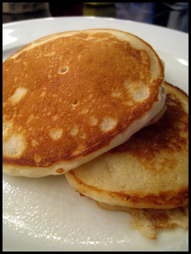 Best Damn Pancakes