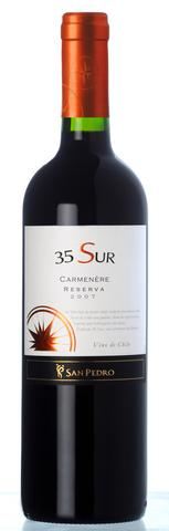 35 SUR Carmenere Reserva