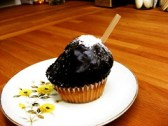 Amy Winehouse Cupcake