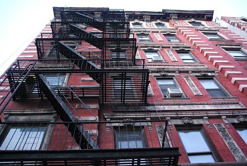 East Village tenement