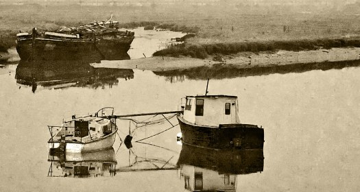 Canvey Creek, Essex