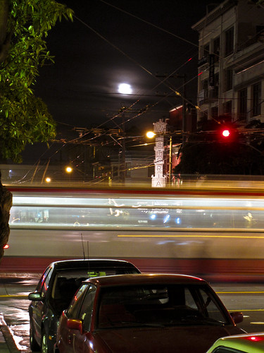 Moon Over MUNI