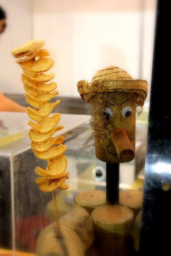 Twistto Potatoes