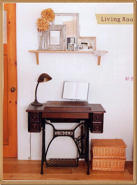 CottonTime Sewing stations