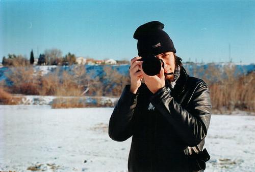 Primer carrete Nikon EM