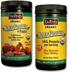 Nutiva Hemp Protein Shake