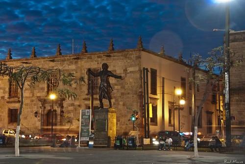Miguel Hidalgo y Plaza de la Liberacion