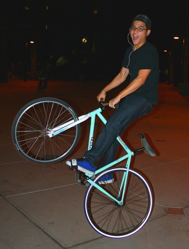 SJSU Fixed Gear Homies